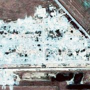 Courtesy: Human RightsWatch an aerial view of Nahrawan, south of Kirkuk before and after the Kurdish militia attacks. Between September 2014 and May 2016, Human Rights Watch said Kurdish militias had attacked and uprooted residents of 20 towns and destroyed 62 villages in northern Iraq.
